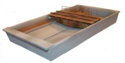 Schiebebühne für Schmalspurbahnen/ Feldbahnen H0e, Spurweite 9mm