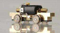 Antrieb Fahrwerk, , Spurweite 12mm, H0m