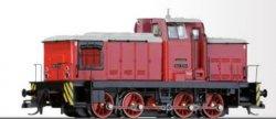 Tillig 96118 Dieselrangierlokomotive V60 10-11, DR Epoche III, Spur TT