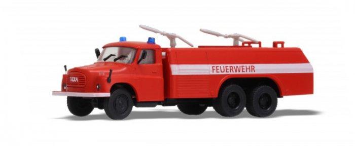 Igra Fertigmodell Tatra 148 Feuerwehr TFL 32, Nenngröße H0