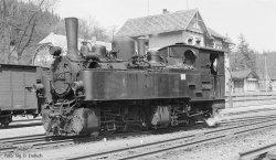 Tillig Schmalspur Dampflok 99 5905, DR, Ep.III H0m, Spurweite 12mm