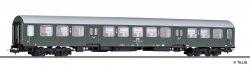 Tillig Reisezugwagen 2. Klasse Bmh, Typ Halberstadt, DR Epoche IV, Spur H0
