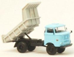 Hädl LKW IFA W50LA BAllonräder/Niederdruckbereifung Allradantrieb, Muldenkipper, Nenngröße TT