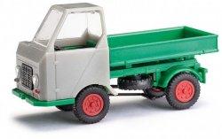 Busch Fertigmodell Multicar M 22 Dreiseitenkipper, Nenngröße H0