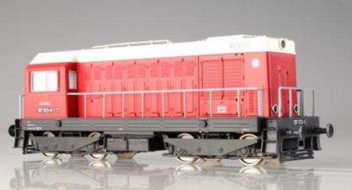 PMT Diesellok BR 107 der DR (ex. V75) Epoche IV Spur H0