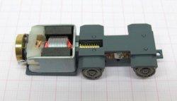 Leopold Halling Niederflurantrieb mit Schwungmasse , Spur H0m oder TT, Spurweite 12mm