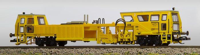 Fischer-Modell 26013101 - Gleisstopfmaschine UNIMAT, DR, Ep.IV Spur TT