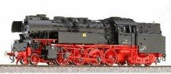 Gützold  31072090 - Dampflok BR 65 1008-5, DR, Ep.IV , analog mit Steckschnittstelle Next18, Spur TT