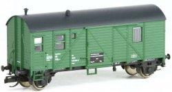 Hädl 113006-01 -  Packwagen Pwgs 44 der DR Epoche IV - Spur TT