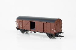 """Hädl 113123 -Gedeckter Güterwagen """"Leipzig"""", DR, Epoche III, Spur TT"""