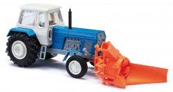 Busch 8697 - Traktor ZT 300 mit Schneefräse ASS 02 Nenngröße TT