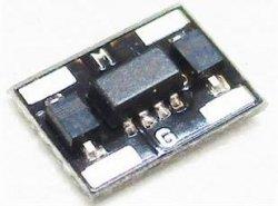 Auslaufbaustein für Glockenankermotore AEM-Modul für Spur N, TT, H0
