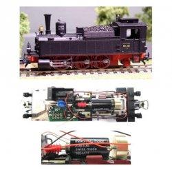 Motorisierungssatz mit Glockenankermotor für Piko BR 89.2, Spur H0
