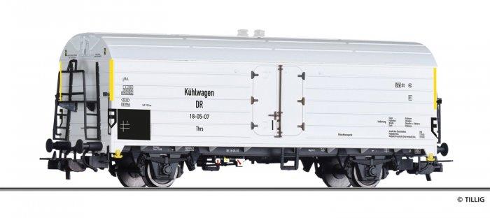 Tillig 76803 - Kühlwagen Tehs, DR, Epoche III, Spur H0 (1:87)