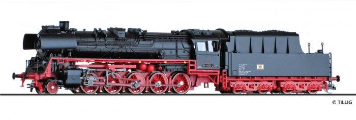 Tillig 03031 - Dampflok BR 50.40, Epoche IV, Spur TT