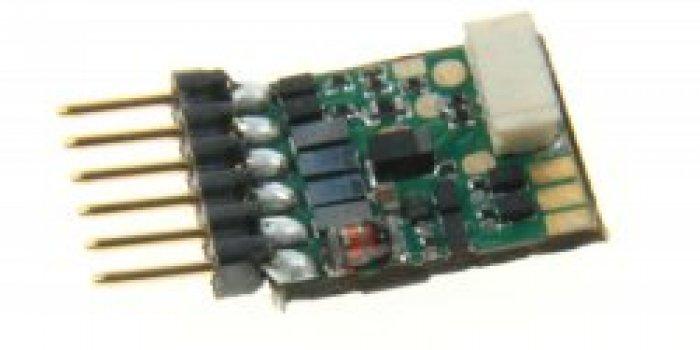 Uhlenbrock 73416 - Intelli Drive 2 - Mini Lokdecoder, 6 pol. Stecker NEM 651