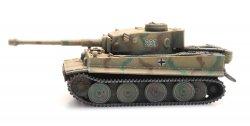 """Artitec 6120011 - Panzer """"Tiger I"""" Wehrmacht, Tarnfarben, Epoche II, Nenngröße TT (1:120)"""